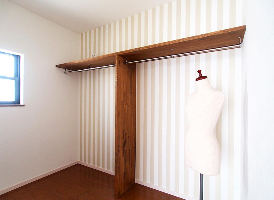 素材を感じるシンプル&ヴィンテージハウス07