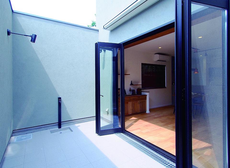 シンプルヴィンテージスタイルの家09
