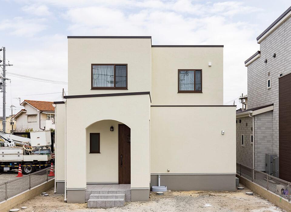 ボーホースタイルのお家10