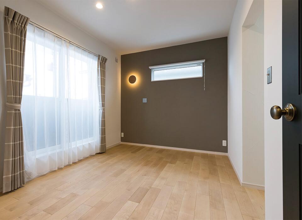 心地よい光と暮らす、北欧スタイルの家09